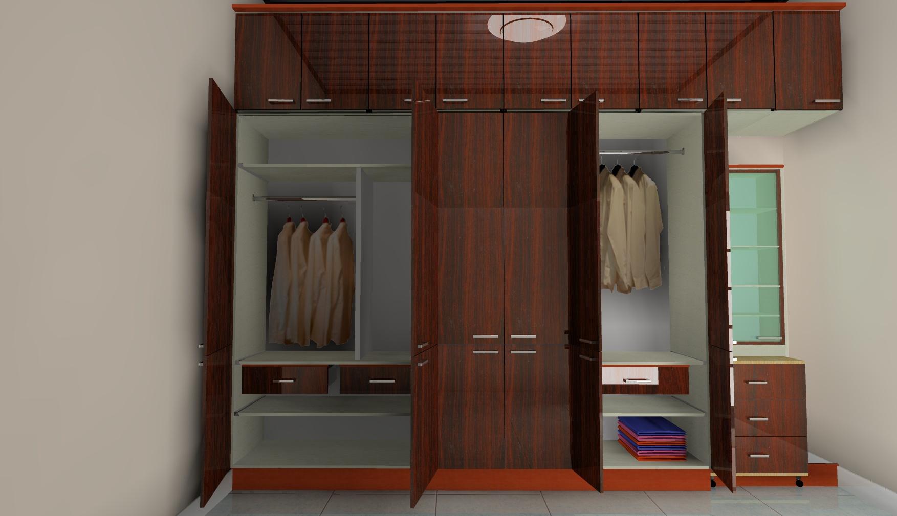 Modular Wardrobe Manufacturers In Bangalore