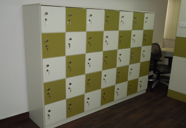 Office locker image